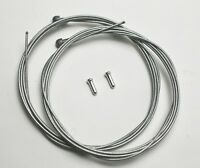 2X Jagwire Slick Road Brake Cable Wire 1.5mm x 2000mm SRAM/Shimano Road
