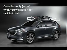 2016-2018 Mazda CX-9 Cross Bars (roof Rack Required not included)   00008LN11