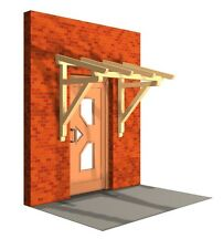 Haustürüberdachung; Haustürvordach; Türüberdachung; KVH; Tür; Haustür; Haus