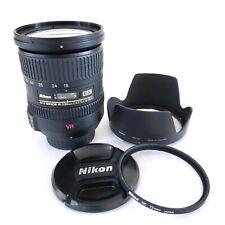 Nikon Nikkor AF-S 18-200mm 3.5 - 5.6 ED DX VR Lens for Nikon D 5100 D5300