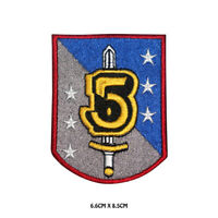Babylon 5 Embroidered Iron On Sew On Patch Badge For Clothes etc