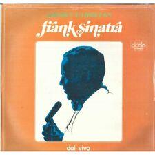 Frank Sinatra Lp Vinile Golden Earrings / Durium BL 7072 Sigillato