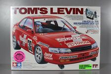 Rare New in Seal Box Tamiya 1/10 R/C Toyota Tom's Levin 58131 FF01 Chassis 1993'