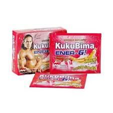 KUKU BIMA E-NER-G DRINK SODA MILK GINSENG 10 BOXES (60 SACHETS @4.5GM)