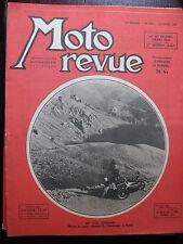 MOTO REVUE N°939 DU 18 MARS 1949 , 500 TRIUMPH GRAND PRIX  MOTEUR AMC  LIGHT 125