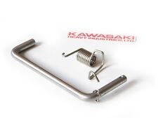 1976-83 Kawasaki under SEAT HOOK HOLDER STAND BAR & SPRING kz1000 kz900 kz kz550