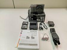 Panasonic LUMIX DMC-ZS100 Digital Camera, 20.1MP, 1
