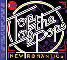 TOP OF THE POPS NEW ROMANTICS 3 CD SET