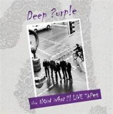 Deep Purple Now What? Live Tapes Vinyl 2lp Metal Limited Edition 2013