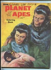 The Planet Of The Apes Coloring Book ~ (Grade 6.0)WH