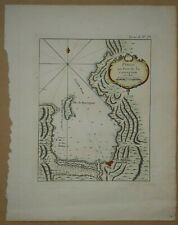 Pinco port Concepción chile old map Chile Chili 1764