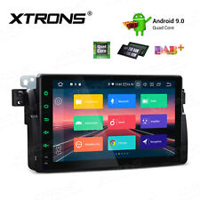 """2+16GB Android 9.0 9"""" Car Stereo Radio GPS Navi WiFi&4G For BMW E46 Rover MG"""