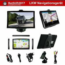 7 Zoll GPS Navigation für LKW PKW WOHNMOBIL BUS Blitzer Bluetooth Freisprechen