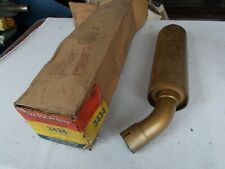 1965 Pontiac Safari Wagon OEM Type Muffler IMPARCO NORS With Dual Exhaust ONLY