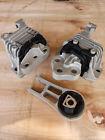Complete Engine Motor Transmission Mount Set 3pcs For Jeep Cherokee 2.4l