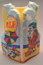 ALF LIFE VEST Child Type 3 PFD Medium Swim Boating Jacket 1987 Alien Production