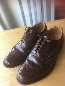 Loakes Mens Brogues Shoes Size 5