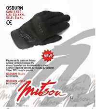 GANT HOMME GLOVES MOTO SCOOTER  ETE MITSOU OSBURN  taille M HOMOLOGUE CE