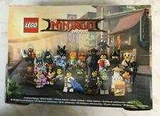 Brand New Sealed LEGO  71019 The Ninjago Movie Minifigure Mystery Packs x20