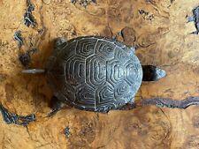 More details for antique tortoise bell