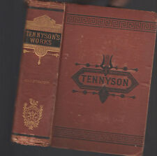 The Complete Works of Alfred Tennyson HC Richard Worthington