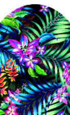 20 water slide nail art manicure DIY Full nail wrap Tropical floral  Trending