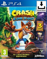 Crash Bandicoot Nsane Trilogy - PS4 📥