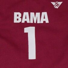 University of Alabama CRIMSON TIDE Baby Toddler T-Shirt Size 12 Months Football