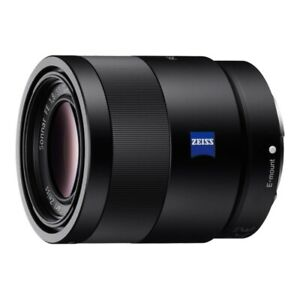 Sony FE Sonnar T* 55mm f/1.8 ZA Prime Fixed Focal Length Lens - E Mount