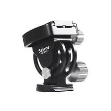 Selens SE-MP01 2D Tilt Pan Ball Head & Quick Release For Camera Tripod Monopod