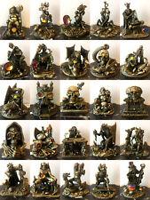 Tudor Mint Dark Secrets Collection Choice Of Boxed Model Demons Skeletons Skulls