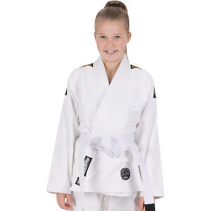 Tatami Fightwear Kid's Nova Absolute BJJ Gi - White