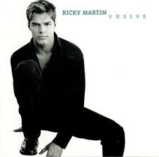 RICKY MARTIN - Vuelve (CD 1998) USA First Edition EXC