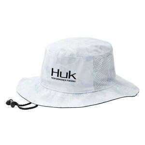 Huk Current Camo Bucket Hat H3000227