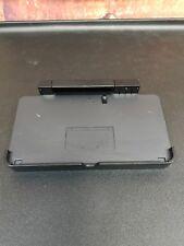 Nintendo 3DS Charging Cradle / Docking Station BLACK CTR-007