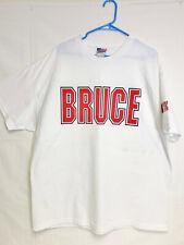 2002 BRUCE SPRINGSTEEN & E STREET BAND - THE RISING - CONCERT T-SHIRT - 2 XL /TG