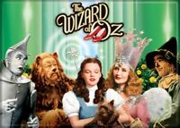 The Wizard of Oz Cast Sending Dorothy Home Photo Refrigerator Magnet NEW UNUSED