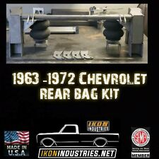 C10  Step Notch 1963-1972 rear air bag kit