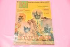 """RARO RIVISTA DISCOGRAFIA LP 7"""" EX N° 163 DALIDA PAUL EVANS ANIMALS AREA ........"""