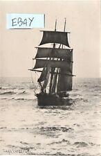 WRECK OF THE CROSSOWEN  1908 THURLSTON KINGSBRIDGE SALCOMBE DARTMOUTH  RP PU
