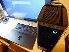 DELL Aurora R7, i7-8700K (OC) NVIDIA GTX 1080 Titan 11GB, 480 GBSSD, 850W liqiud Cool