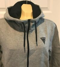 NWT Abercrombie & Fitch By Hollister Mens Full Zip Hoodie Size XL