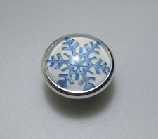 Snowflake #2 Only 1 avail Generic Jewel pop for Kameleon Blue