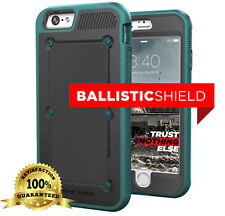OEM Encased® iPhone 6s Plus Tough & Rugged ALPINE PRO Case + Screen Guard  Teal