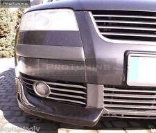 VW Passat B5.5 3BG 00-05 Front Bumper spoiler flaps elerons addon lip splitters