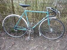 Vélo de course randonneur Peugeot vintage reynolds mafac mavic