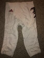 New Adidas Louisville Cardinals Team Issued Game Football Pants *L*