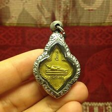 Tuesday Birthday Feng Shui Thai Buddha Amulet Luck Rich Success Wealth Protect