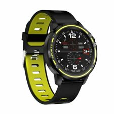 Men Smart Watch Waterproof ECG PPG Heart Rate Blood Pressure Fitness Tracker