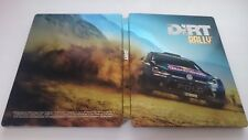 Dirt Rally : Steelbook VIDE [Collector - G2 - Xbox360/Ps3]